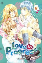 Love in Progress -8- Tome 8