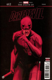 Daredevil Vol. 1 (Marvel - 1964) -612- The Death of Daredevil - Conclusion