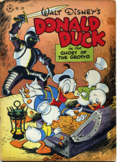 Four Color Comics (Dell - 1942) -159- Donald Duck in The Ghost of the Grotto