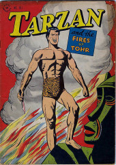 Four Color Comics (Dell - 1942) -161- Tarzan and the Fires of Tohr