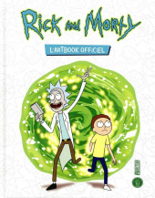 Rick and Morty -HS1- L'Artbook Officiel