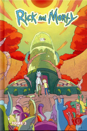 Rick and Morty -3- Tome 3
