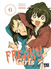 Freaky girls -6- Tome 6
