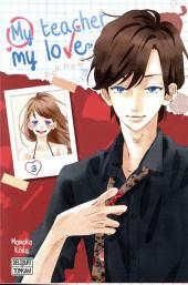 My teacher, my love -3- Tome 3