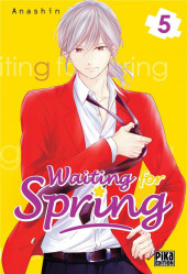 Waiting for spring -5- Tome 5