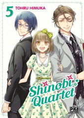 Shinobi Quartet -5- Tome 5
