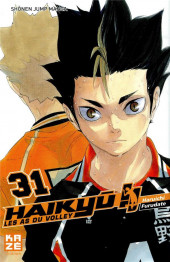 Haikyu !! Les As du Volley -31- Tome 31