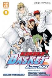 Kuroko's Basket - Replace Plus -8- Tome 8