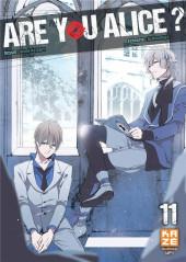 Are you Alice ? -11- Tome 11