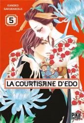 La courtisane d'Edo -5- Tome 5