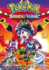 Pokémon - Soleil et Lune -3- Tome 3