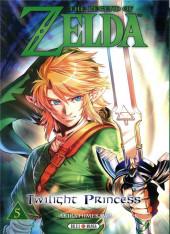 Legend of Zelda (The) - Twilight Princess -5- Tome 5