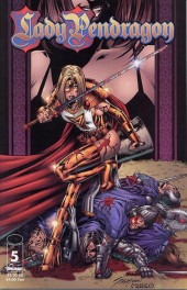 Lady Pendragon (1999) -5- Issue 5