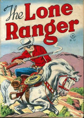 Four Color Comics (Dell - 1942) -167- The Lone Ranger