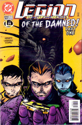 Legion of Super-Heroes (1989) -122- Legion of the Damned Part One
