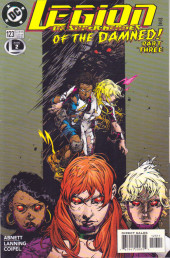 Legion of Super-Heroes (1989) -123- Legion of the Damned Part Three: Damned If We Don't!