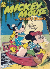 Four Color Comics (Dell - 1942) -170- Mickey Mouse on Spook's Island