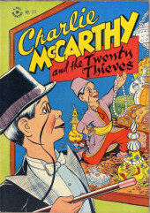 Four Color Comics (Dell - 1942) -171- Charlie McCarthy and the Twenty Thieves