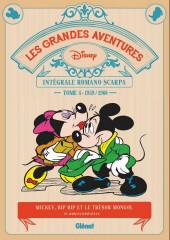 Les grandes aventures Disney de Romano Scarpa -4- Le trésor mongol et autres histoires (1959-1960)