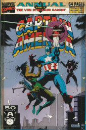 Captain America (1968) -AN10- Call of duty