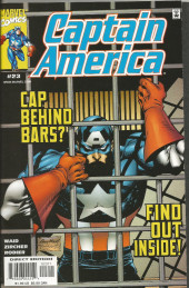 Captain America (1998) -23- Land of the free