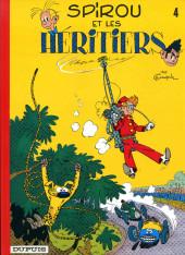 Spirou et Fantasio -4d77- Spirou et les héritiers