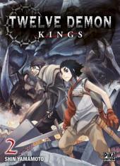 Twelve Demon Kings -2- Tome 2