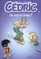 Cédric -16b2011- Où sont les freins ?