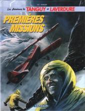 Tanguy et Laverdure -21pub- Premières missions