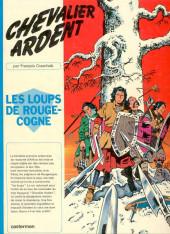 Chevalier Ardent -2- Les Loups de Rougecogne