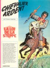 Chevalier Ardent -3- La loi de la steppe