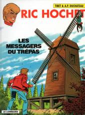 Ric Hochet -43Pub- Les messagers du trépas
