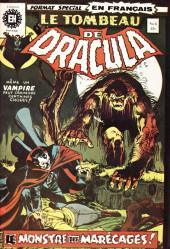 Le tombeau de Dracula (Éditions Héritage)  -6- Le monstre des marais!