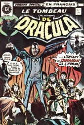 Le tombeau de Dracula (Éditions Héritage)  -7- La nuit des pièges de mort!