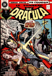 Le tombeau de Dracula (Éditions Héritage)  -9- La mort vient de la mer!
