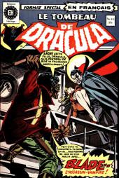 Le tombeau de Dracula (Éditions Héritage)  -10- Il s'appelle... Blade!
