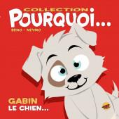 Pourquoi... (Collection Pourquoi...) - Gabin, le chien