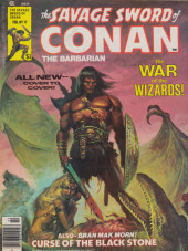 Savage Sword of Conan The Barbarian (The) (1974) -17- The Savage Sword of Conan #17