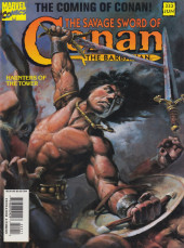 Savage Sword of Conan The Barbarian (The) (1974) -222- The Savage Sword of Conan #222