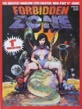 Forbidden Zone (1999) -1- Forbidden Zone #1