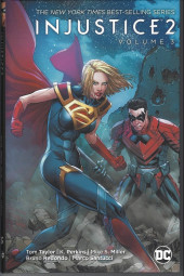 Injustice 2 (2017) -INT03- Paradise Lost