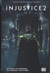 Injustice 2 -INT01- Volume 1