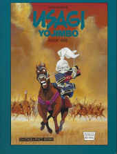 Usagi Yojimbo (1987) -INT01a- The ronin