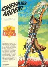 Chevalier Ardent -5- La harpe sacrée
