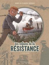 Les enfants de la Résistance -5- Le pays divisé