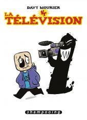 Davy Mourier vs -2- La télévision