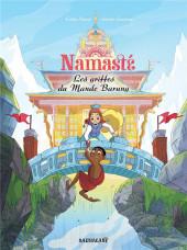 Namasté -4- Les griffes du mande Barung