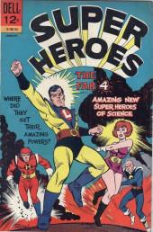 Superheroes (1967) -1- The Fab Four