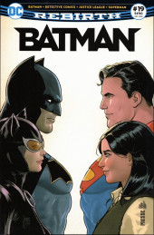 Batman Rebirth (DC Presse) -19- Tome 19