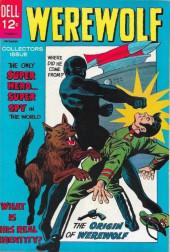 Werewolf (Dell - 1966) -1- The Origin of Werewolf